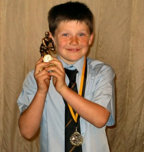Max, Players player of the year 2010 Tewkesbury Tigers RFC